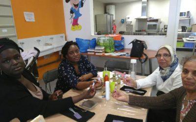 2 ateliers dans les centres sociaux